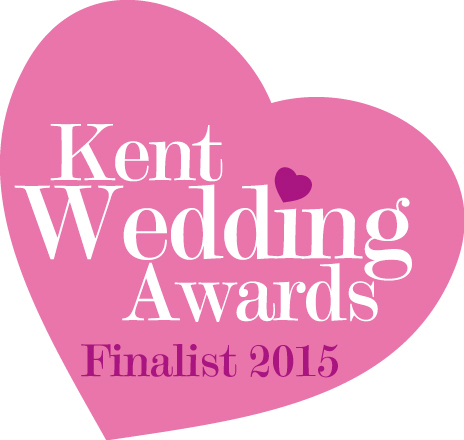 Finalist | Kent Wedding Awards 2015
