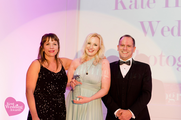 Winner | Kent Wedding Awards 2016