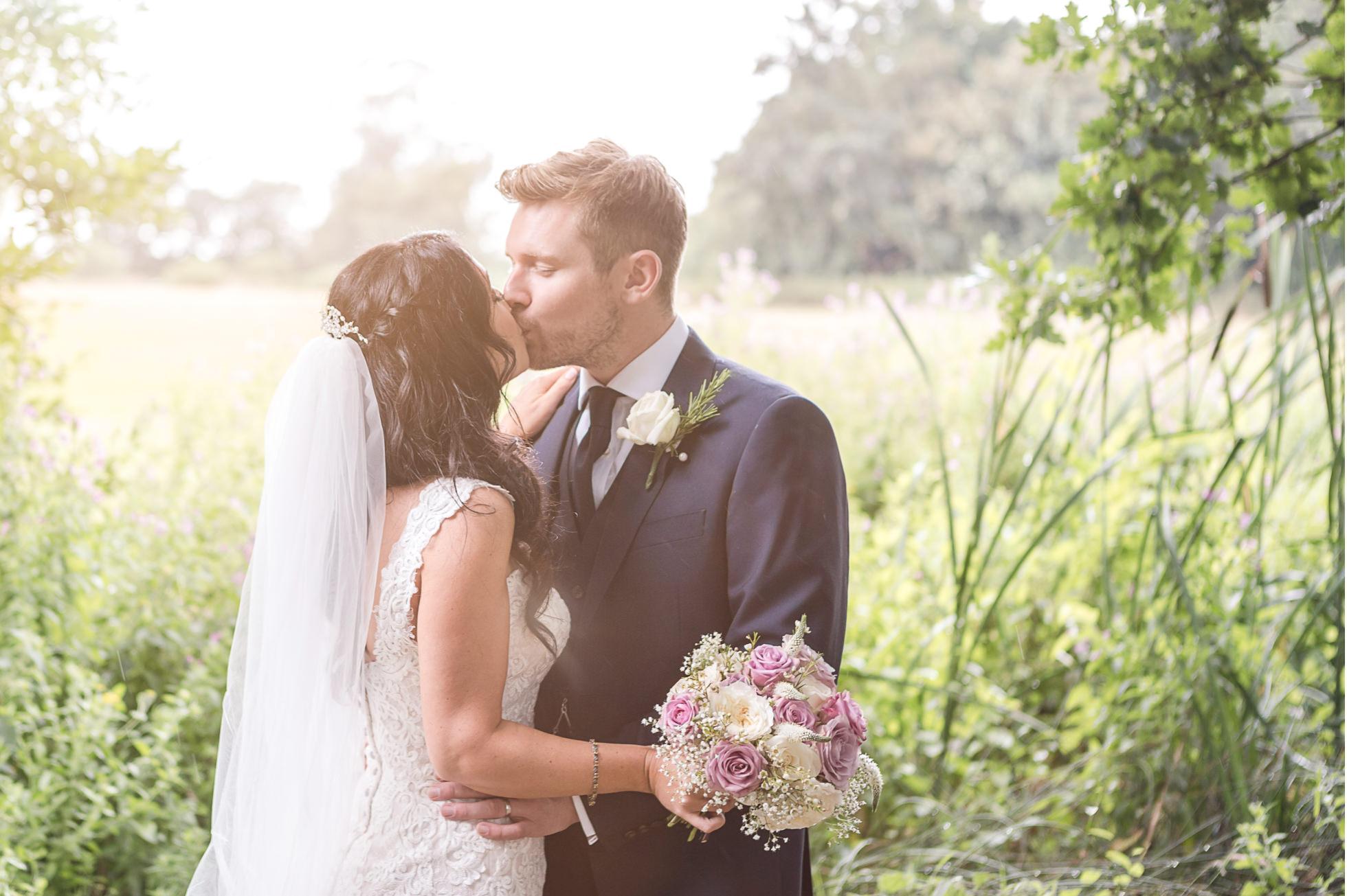 Hadlow Manor Wedding