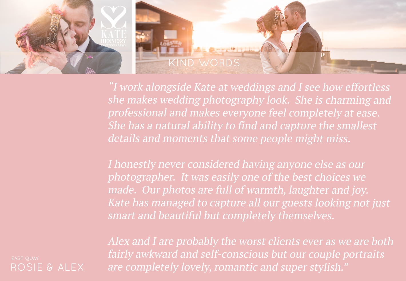 Kate Hennessy Photography Reviews