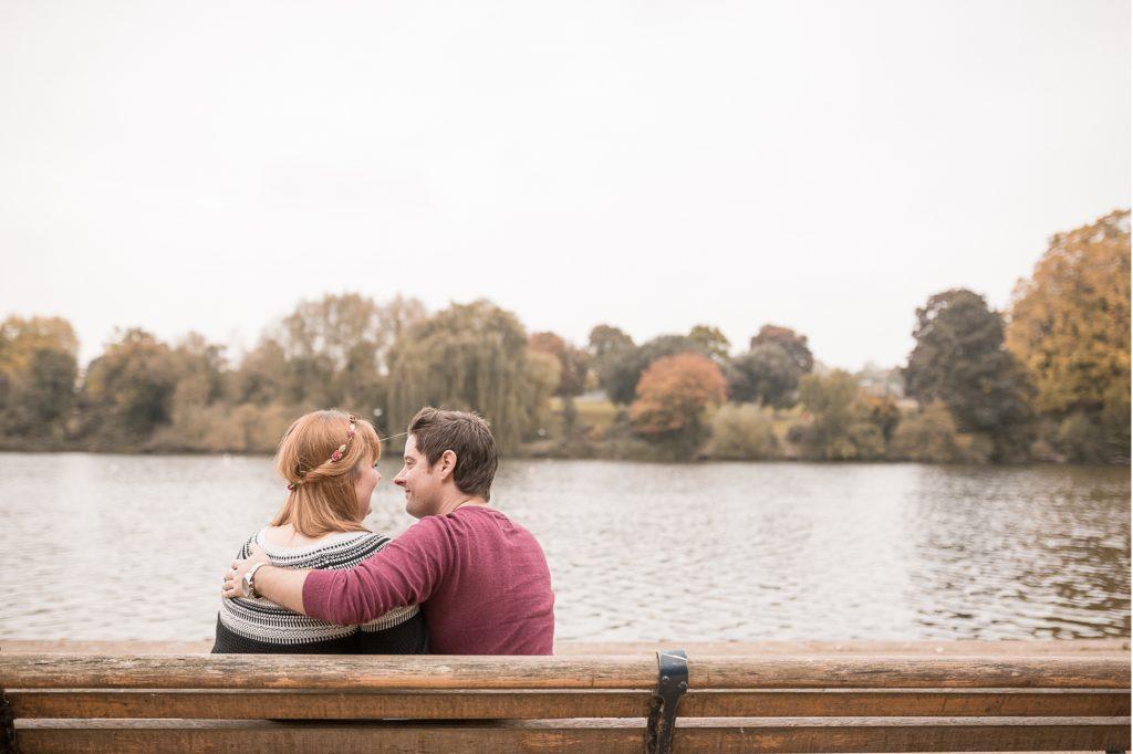 Engagement | Mote Park – Maidstone | Gemma & Dave