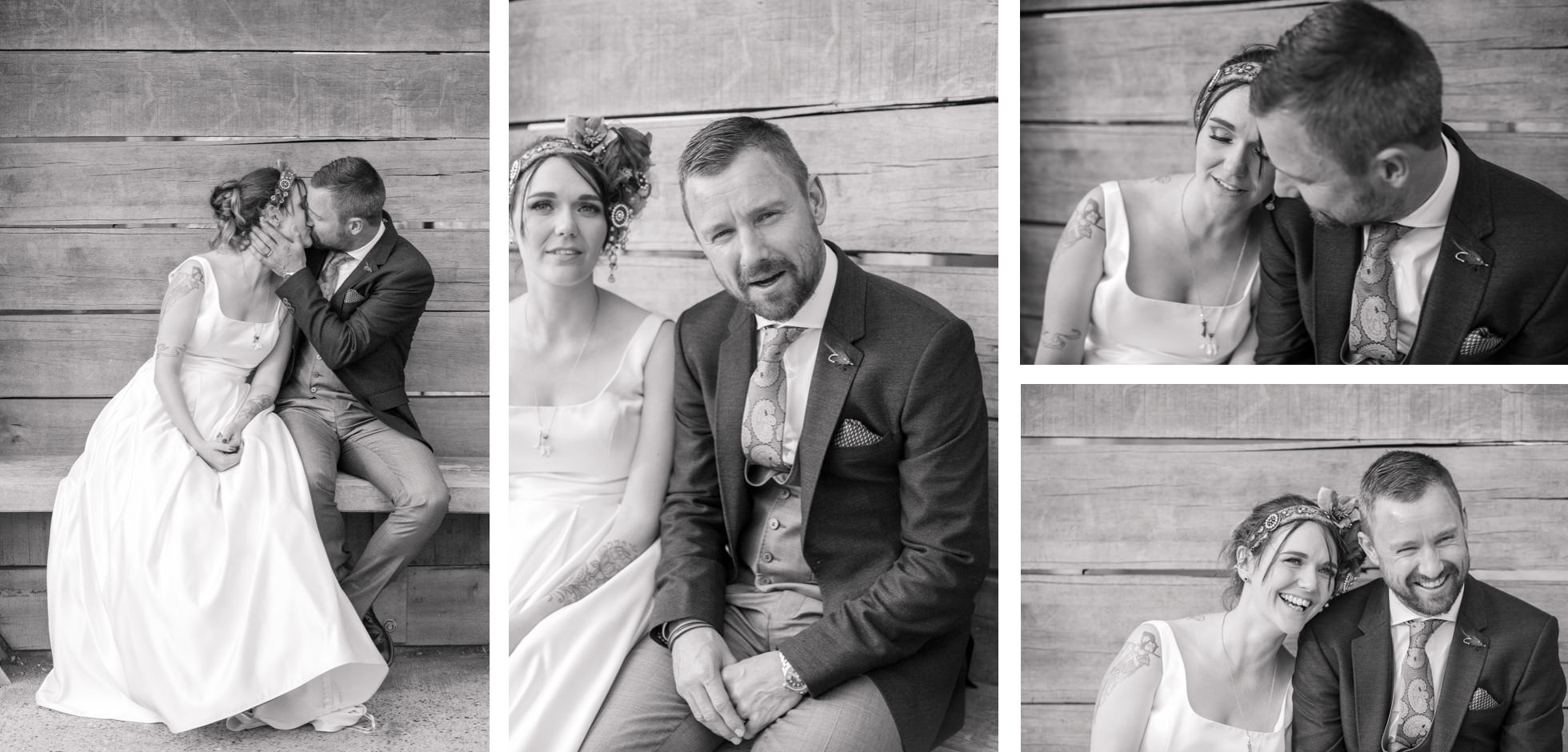wedding in whitstable