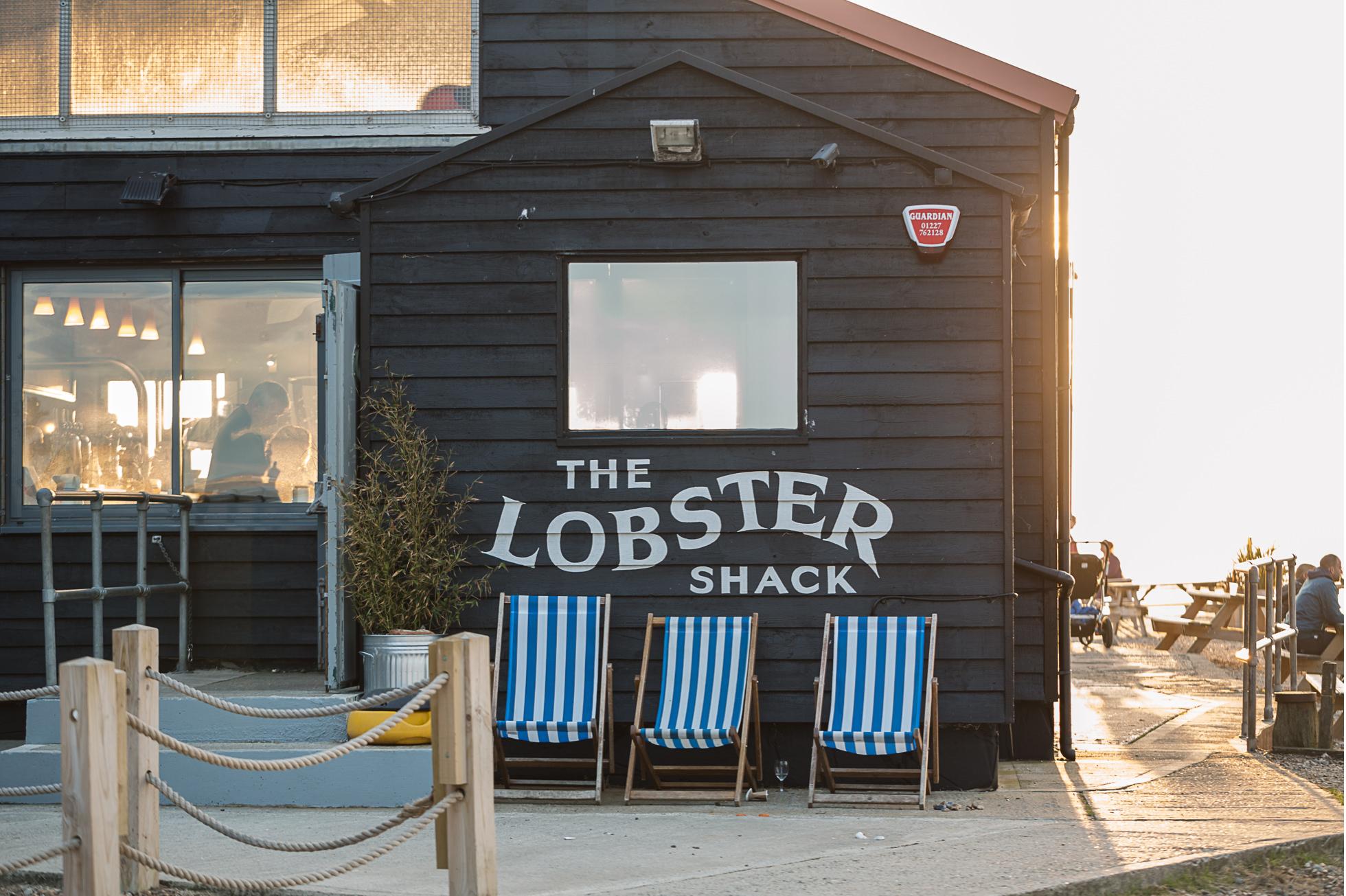 lobster shack whitstable
