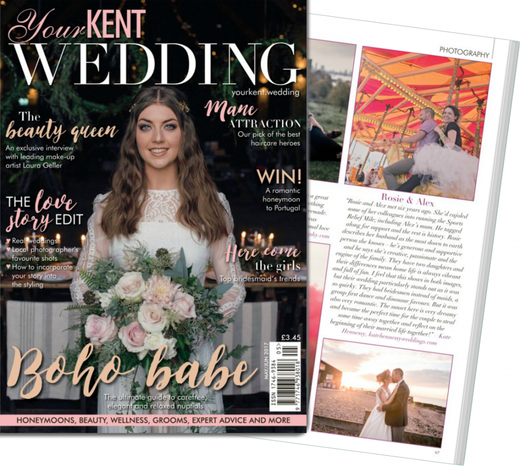 Feature | Your Kent Wedding Magazine