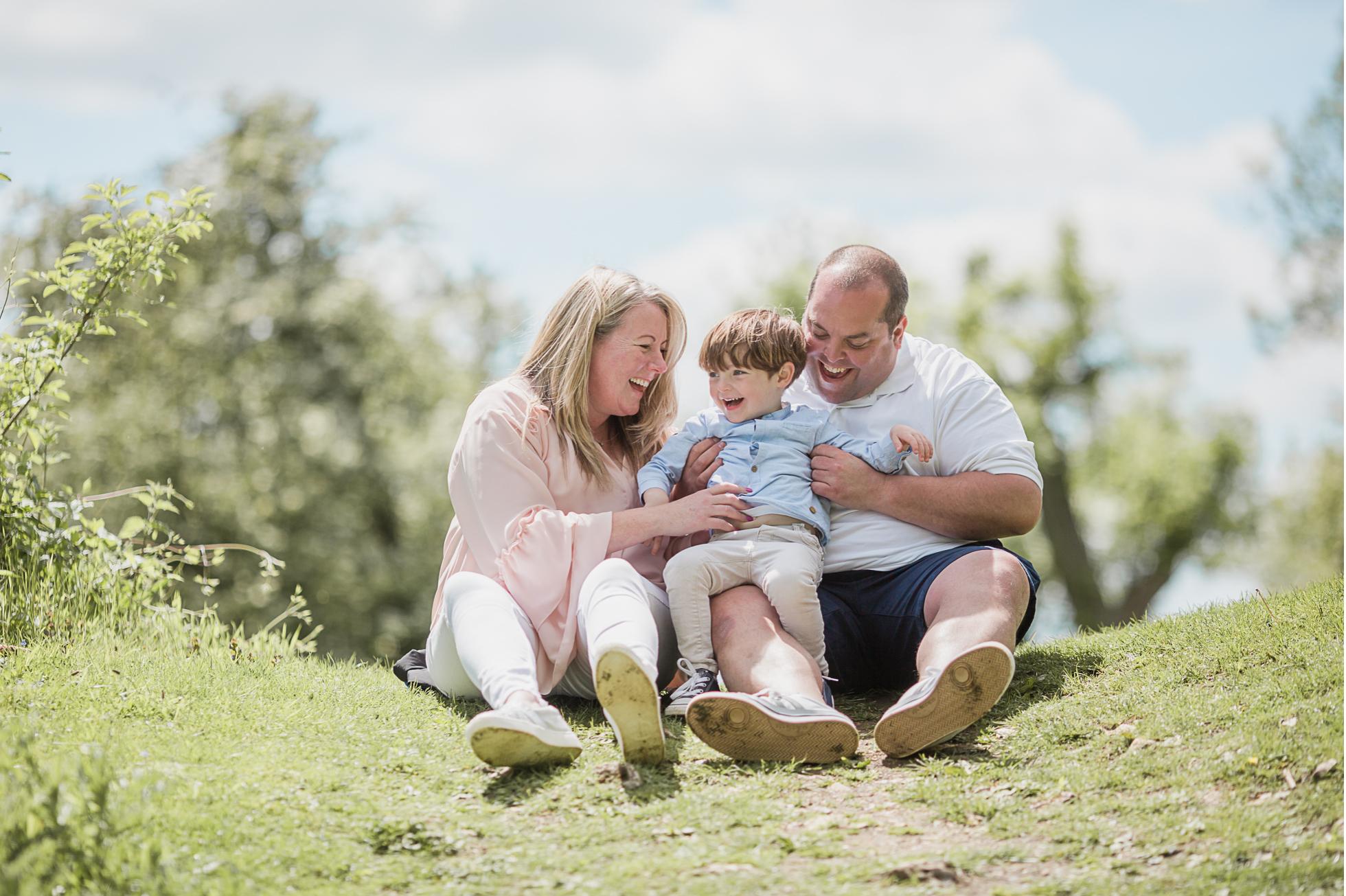 Engagement | White Horse Wood – Maidstone | Debbie & Jon