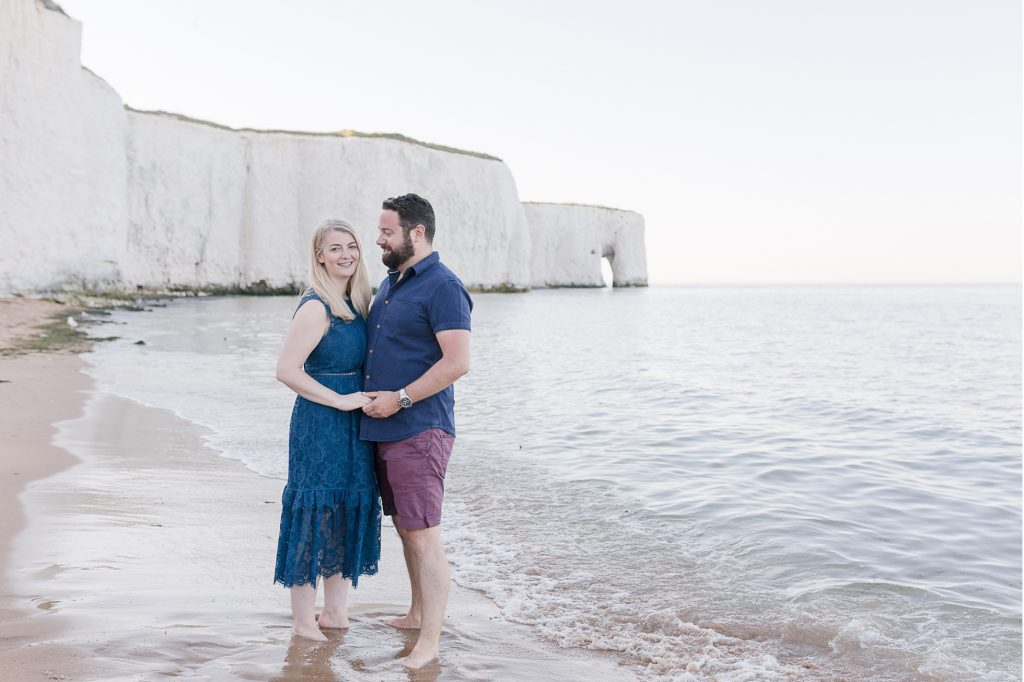 Engagement | Botany Bay – Broadstairs | Danielle & Nick