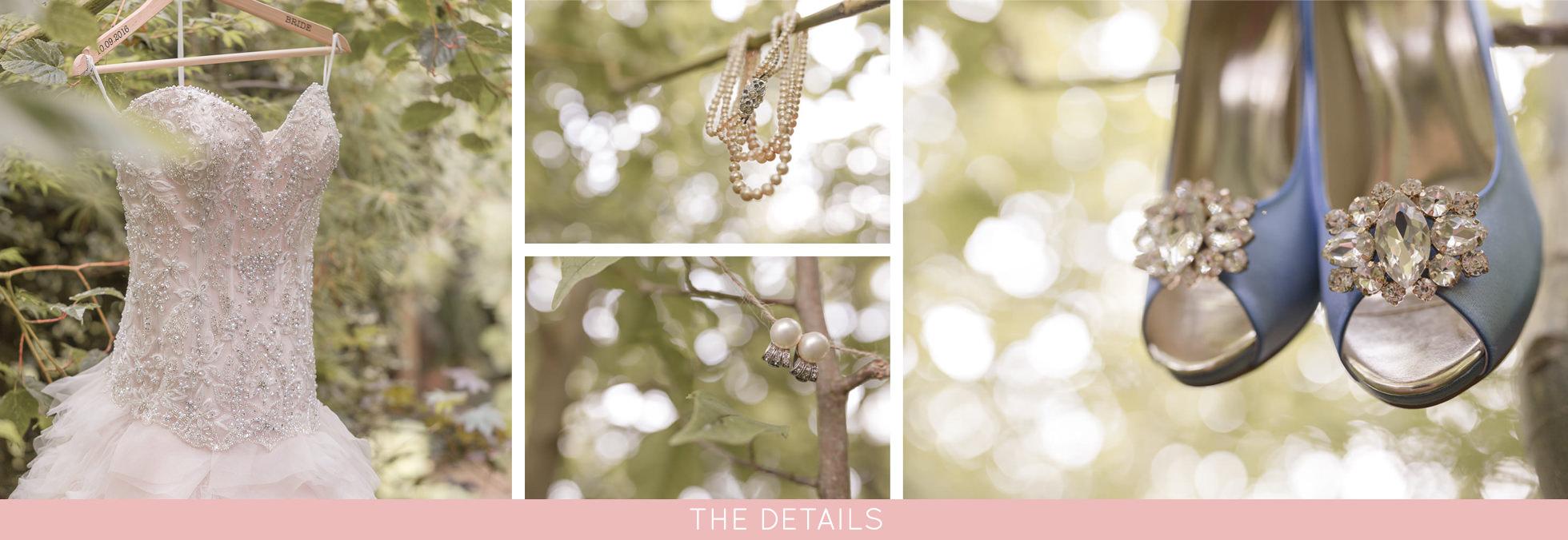 detail shots at weddings