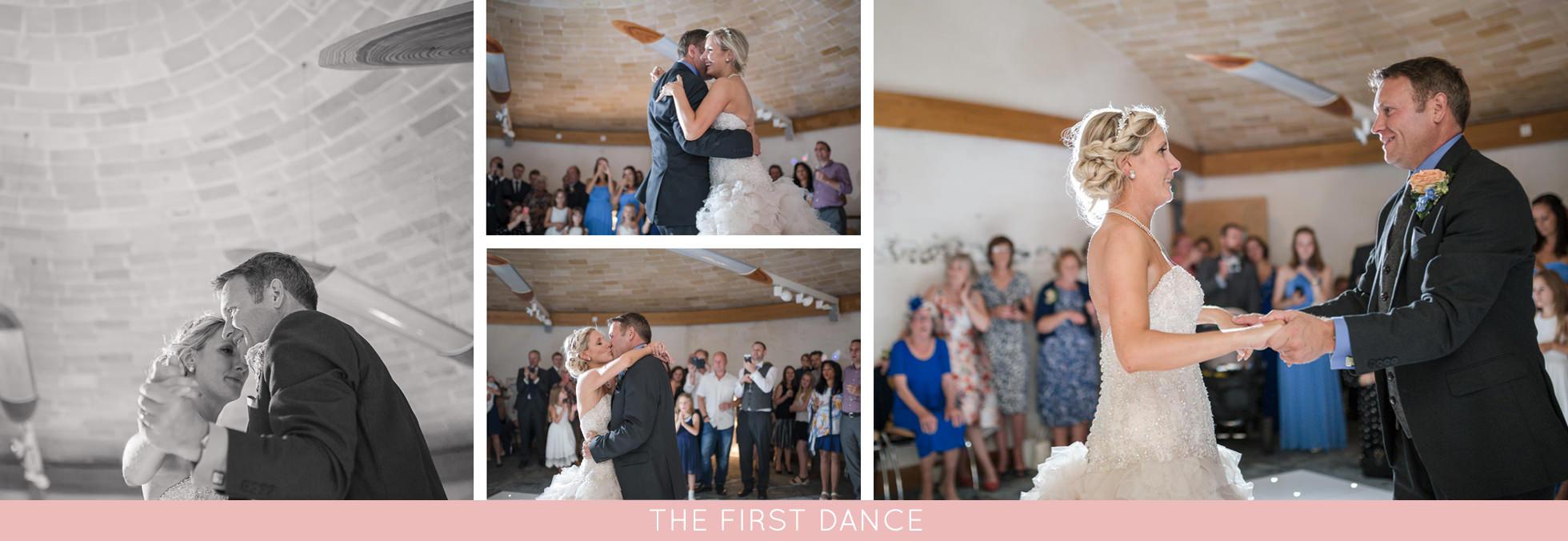 first dance wedding pines calyx