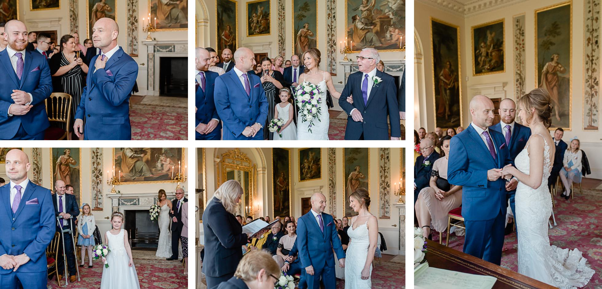 Danson House Wedding Photos