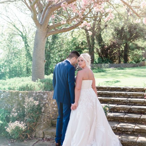 Wedding at Lympne Castle