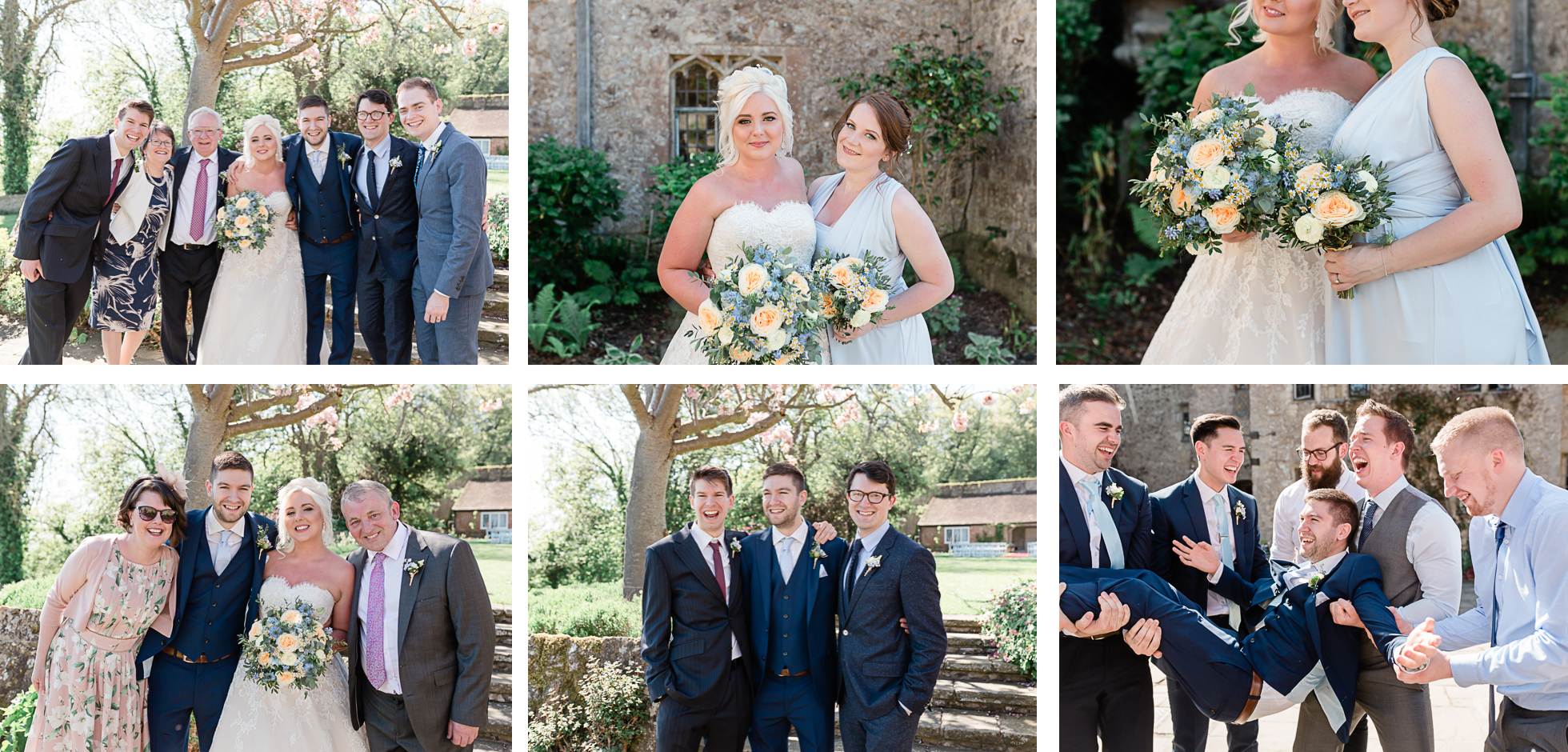 Wedding Photography at Lympne Castle