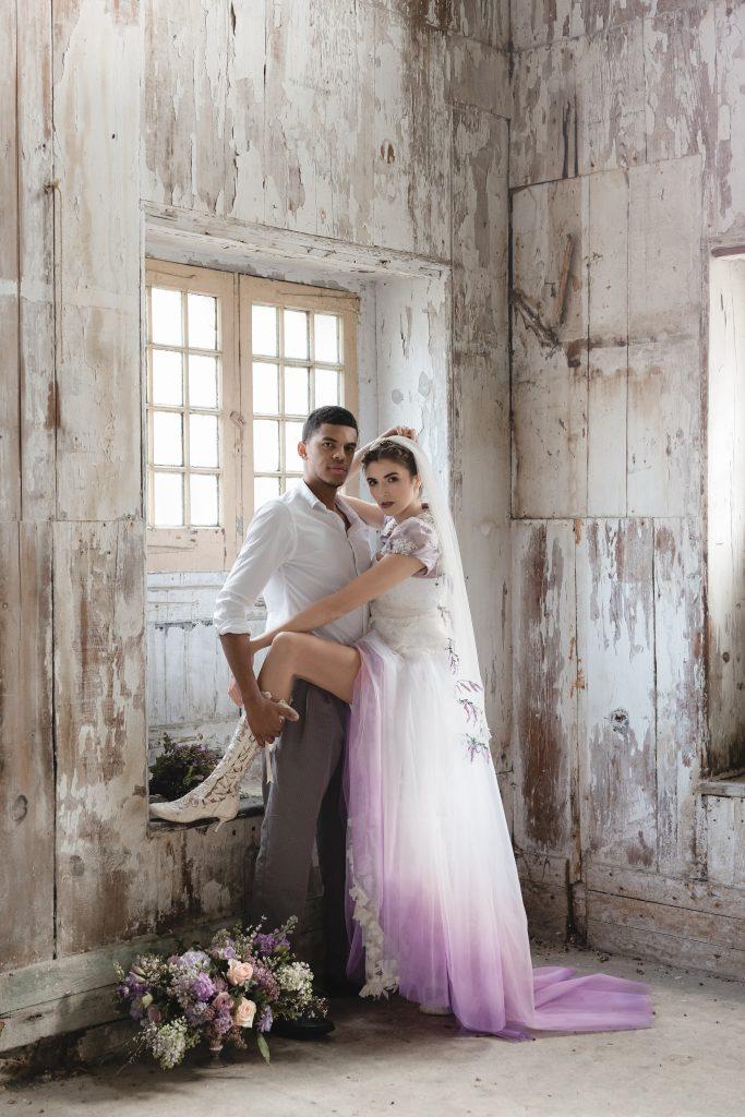 Styled Shoot | Bridgerton Themed Wedding