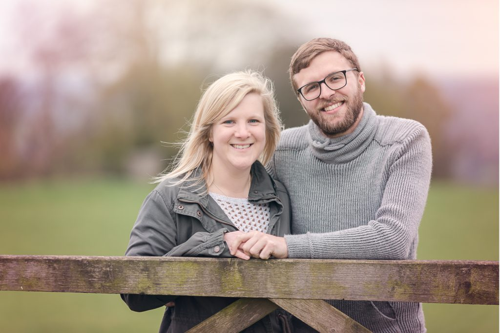 Engagement | White Horse Wood -Maidstone | Stacie & Andrew