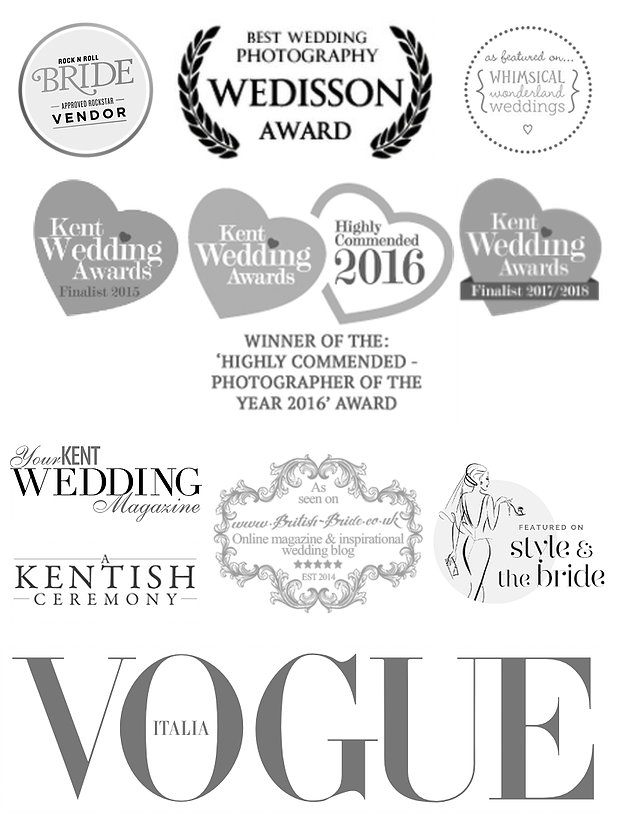 Best Wedding Photographer In Kent - Kate Hennessy
